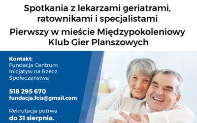 Dla Zdrowej i Lepszej Starości